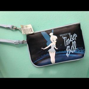 Disney's Tinker Bell Wristlet